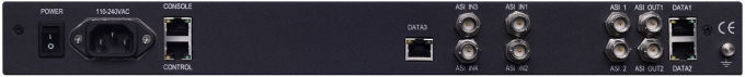 GN-1738 MPEG-2/MPEG-4 AVC SD/HD の Transcoder